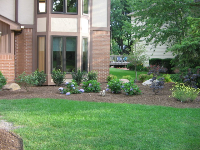 Lawn/Bed Maintenance, Plant Installation